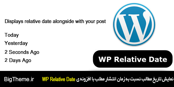 WP-RelativeDate