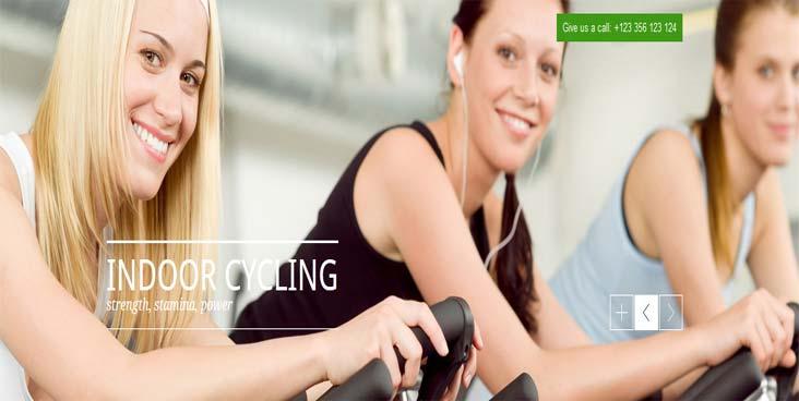 قالب وردپرس ورزشی GymBase