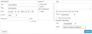 ایجاد مدیریت محتوا پشرفته برای وبلاگ های چند نویسنده ای