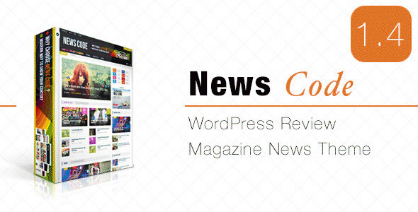 قالب خبری وردپرس Newscode