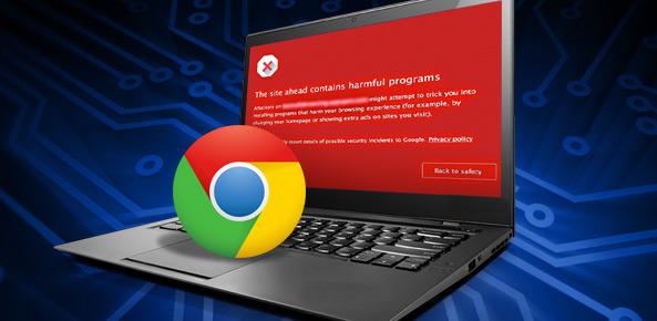 """پیشگیری از ایجاد خطای """"This site ahead contains harmful programs"""""""