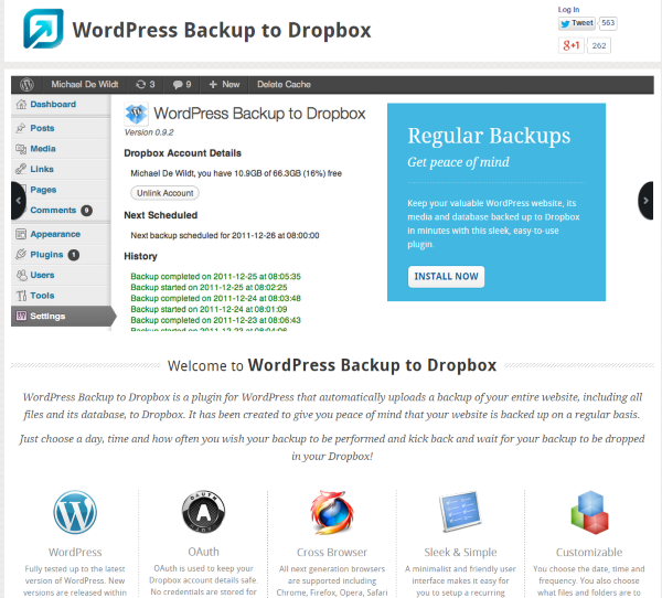 [تصویر:  WordPress-Backup-to-Dropbox.png]