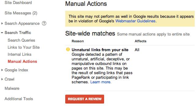 Manual Actions-جریمه دستی-bigtheme.ir
