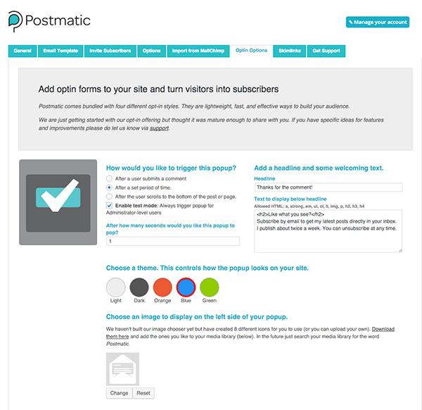 آشنایی با افزونه Postmatic