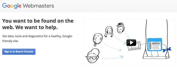 با کنسول جست وجوی گوگل بهتر دیده شوید!(۱)