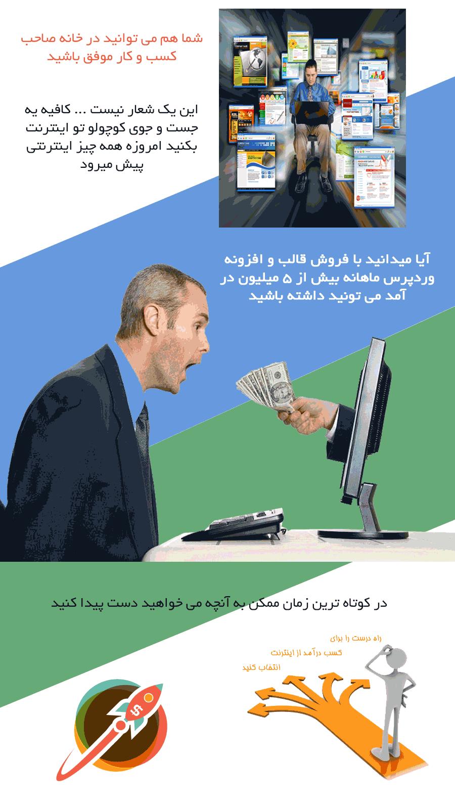 فروش پکیج قالب وردپرس و افزونه وردپرس