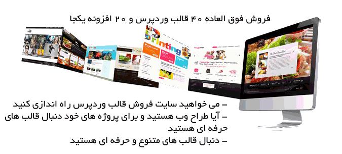 کسب و کار آنلاین با فروش قالب و افزونه