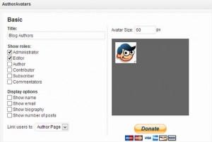author-avatars-widget