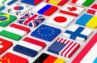 سایت وردپرس چندزبانه با افزونه Multilanguage