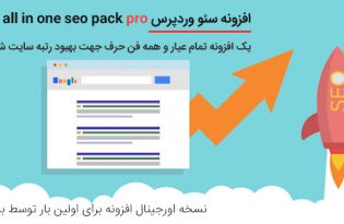 افزونه سئو All in One SEO Pack Pro