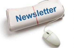 آموزش ارسال خبرنامه در فروشگاه ووکامرس