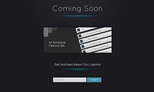 معرفی افزونه ای برای ساختن صفحه ی ما به زودی می آییم