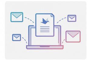 ارسال ایمیل با ساختار سفارشی در ووکامرس