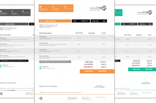 افزونه WooCommerce PDF Invoices