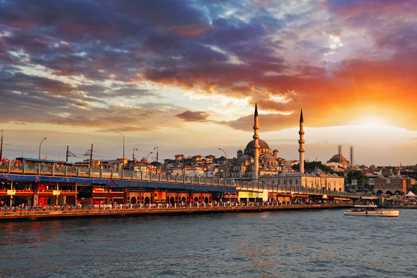 بلیط استانبول و بلیط چارتر استانبول