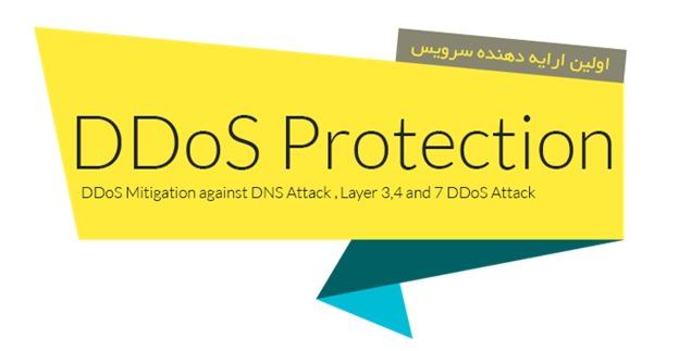 سنترال هاستینگ ddos protection