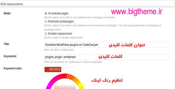 افزونه Affiliate Machine برای افزایش ترافیک سایت با لینک خودکار مطالب برای وردپرس