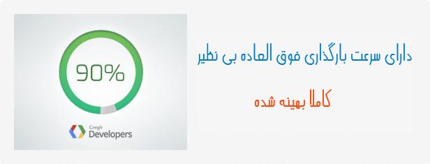 be wordpress theme 36 - دانلود آخرین نسخه قالب ورد پرس فوق حرفه ای BeTheme v13.9