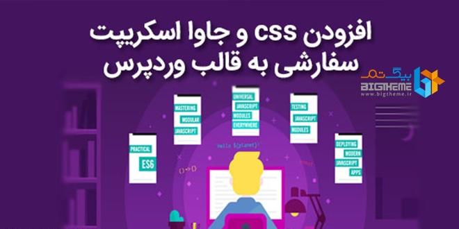 افزونه وردپرس Simple Custom CSS & JS PRO برای افزودن کدهای سفارشی
