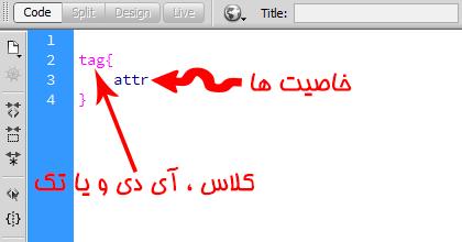 آموزش کدنویسی css مبتدی تا پیشرفته