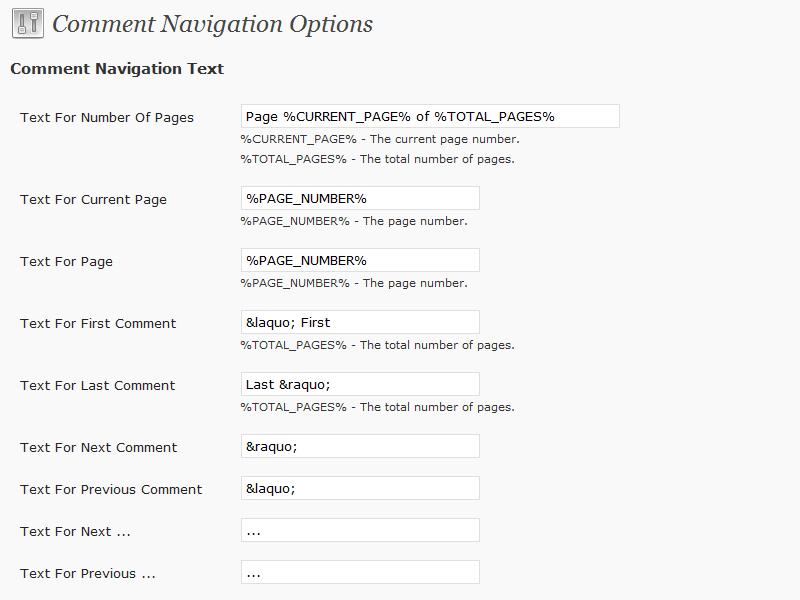 افزودن شماره به دیدگاهها در وردپرس با افزونه WP CommentNavi